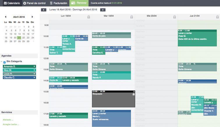 calendario_aplicacion_reservas_online